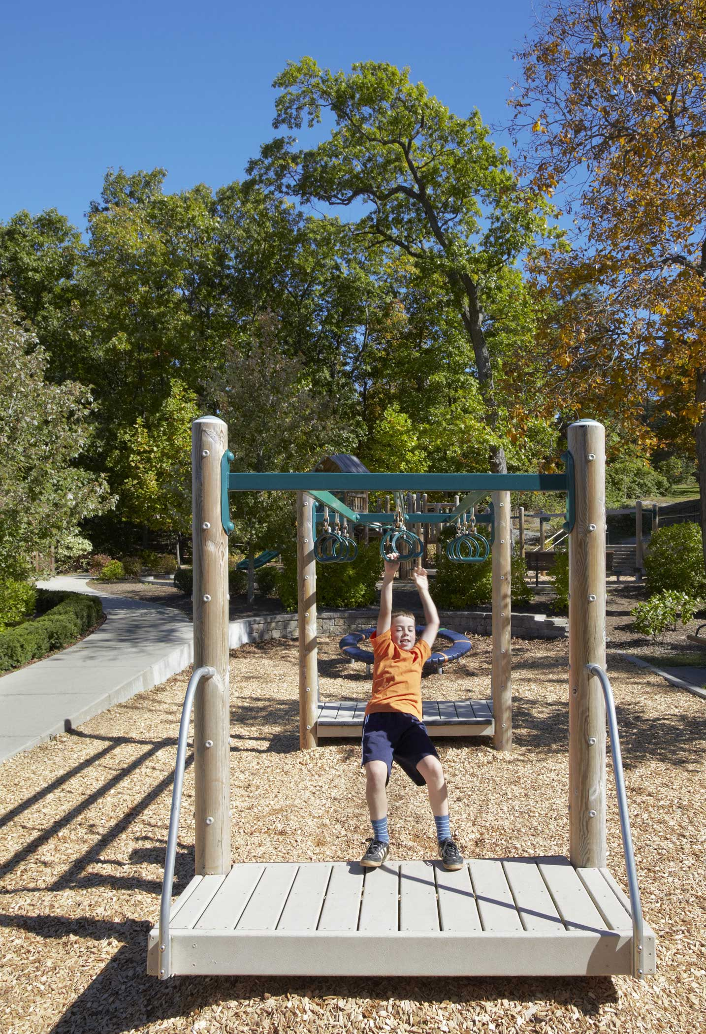 The Park School Playground