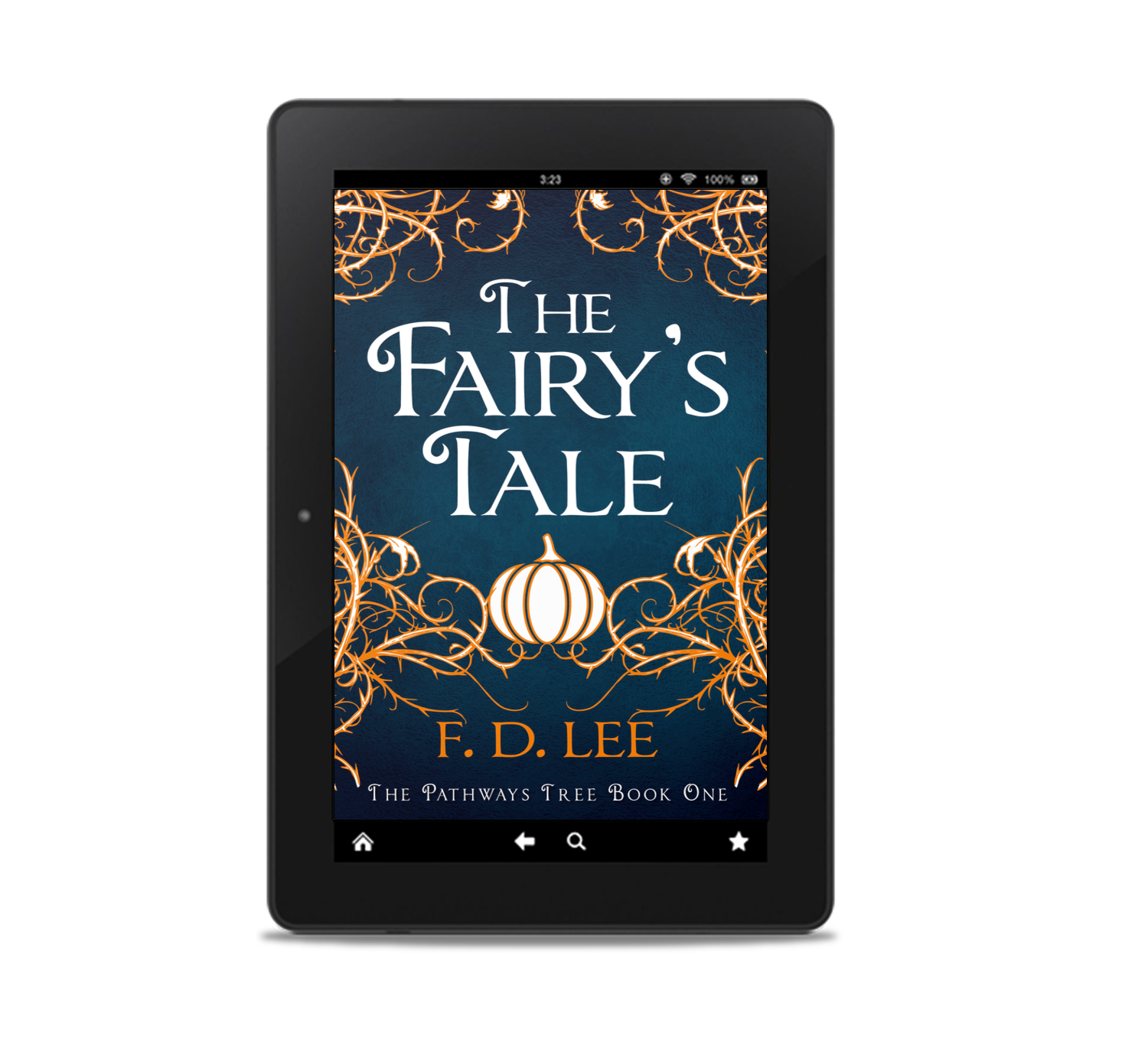 The Fairy's Tale e-book 3D.png