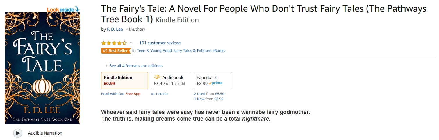 UK Bestseller, Sept 2019