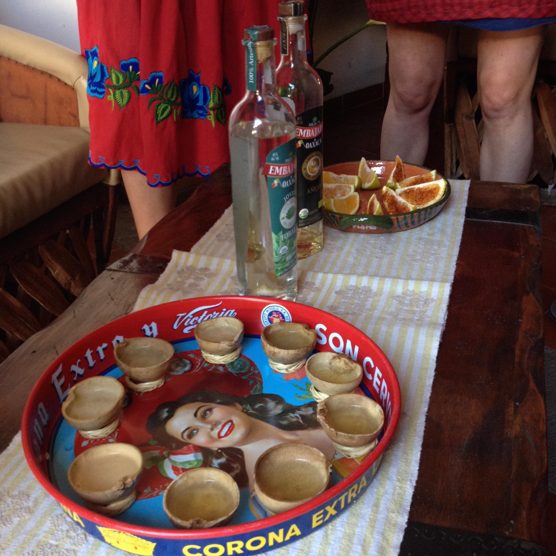 Mezcal Tasting | Trillium Caterers, Belfast, Maine
