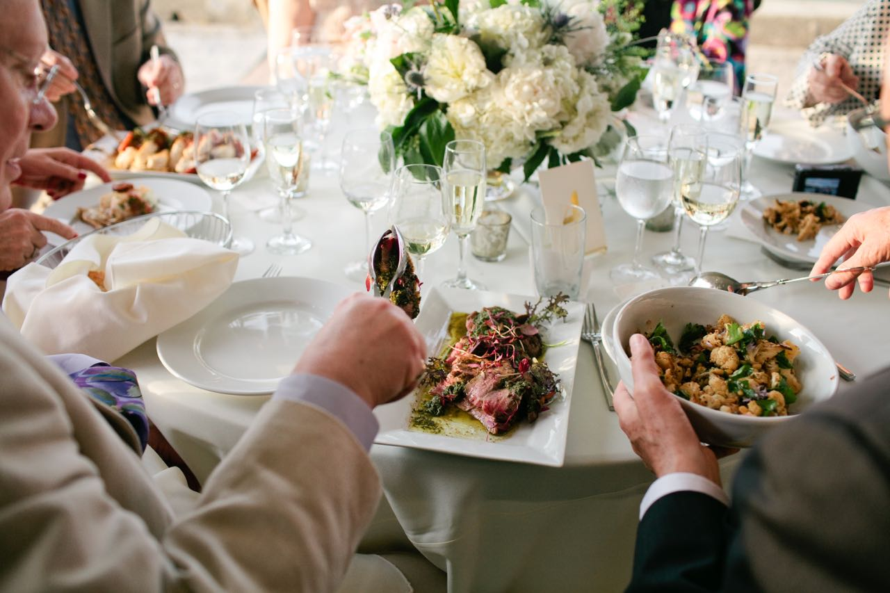 Family Style | Trillium Caterers