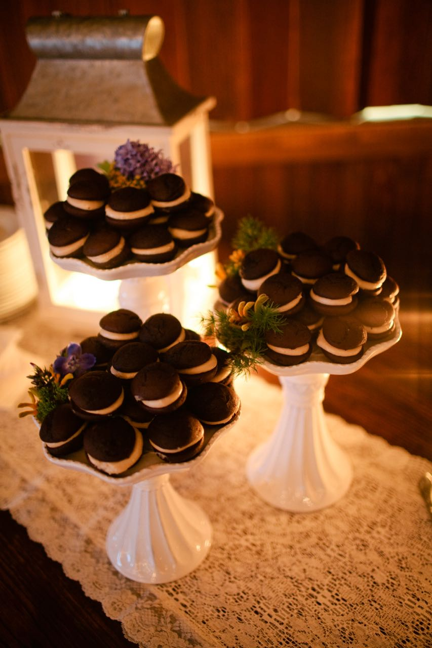 Classic & Peanut Butter Whoopies | Trillium Caterers