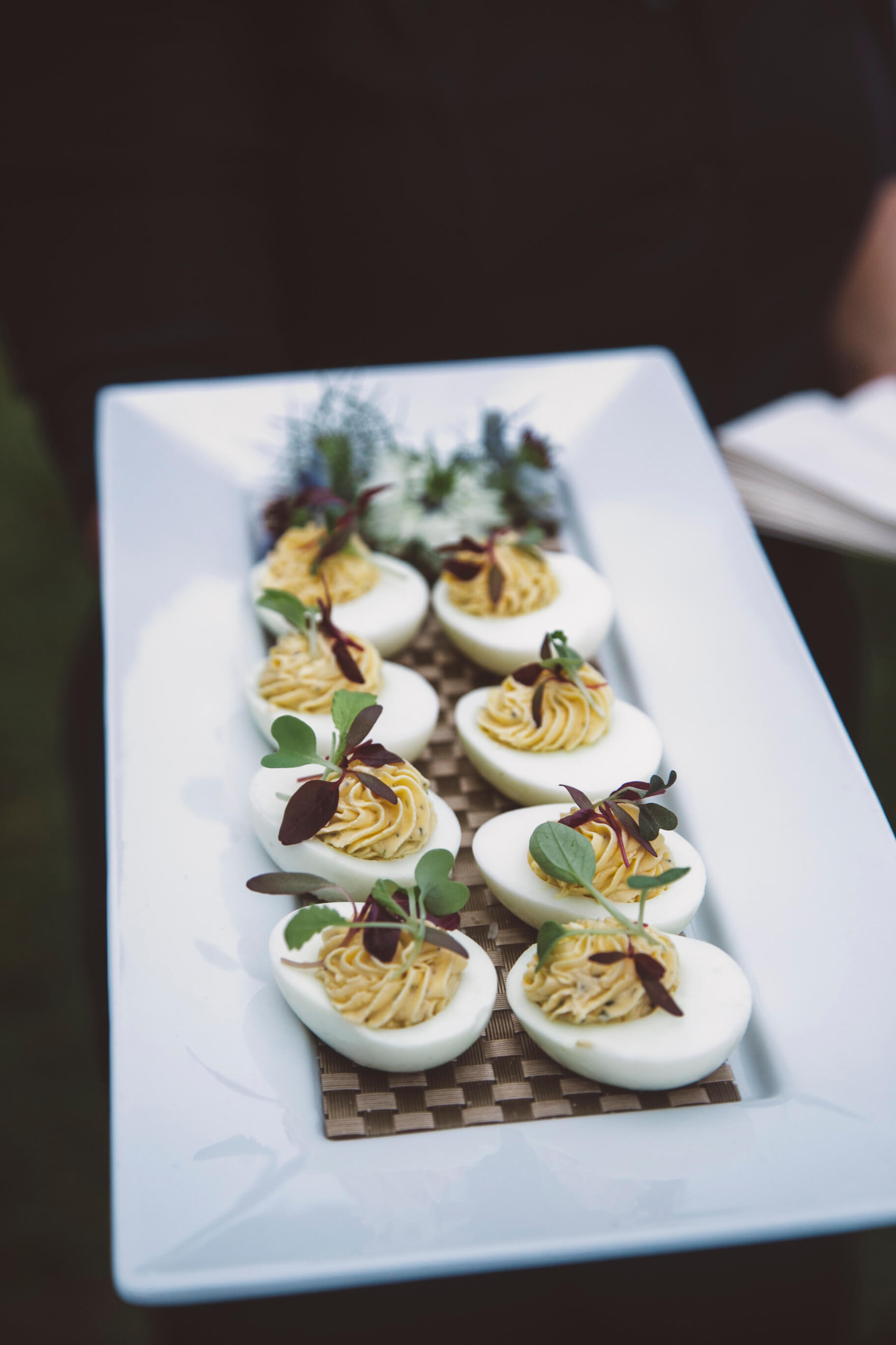 Deviled Eggs   ©Wylde Photography