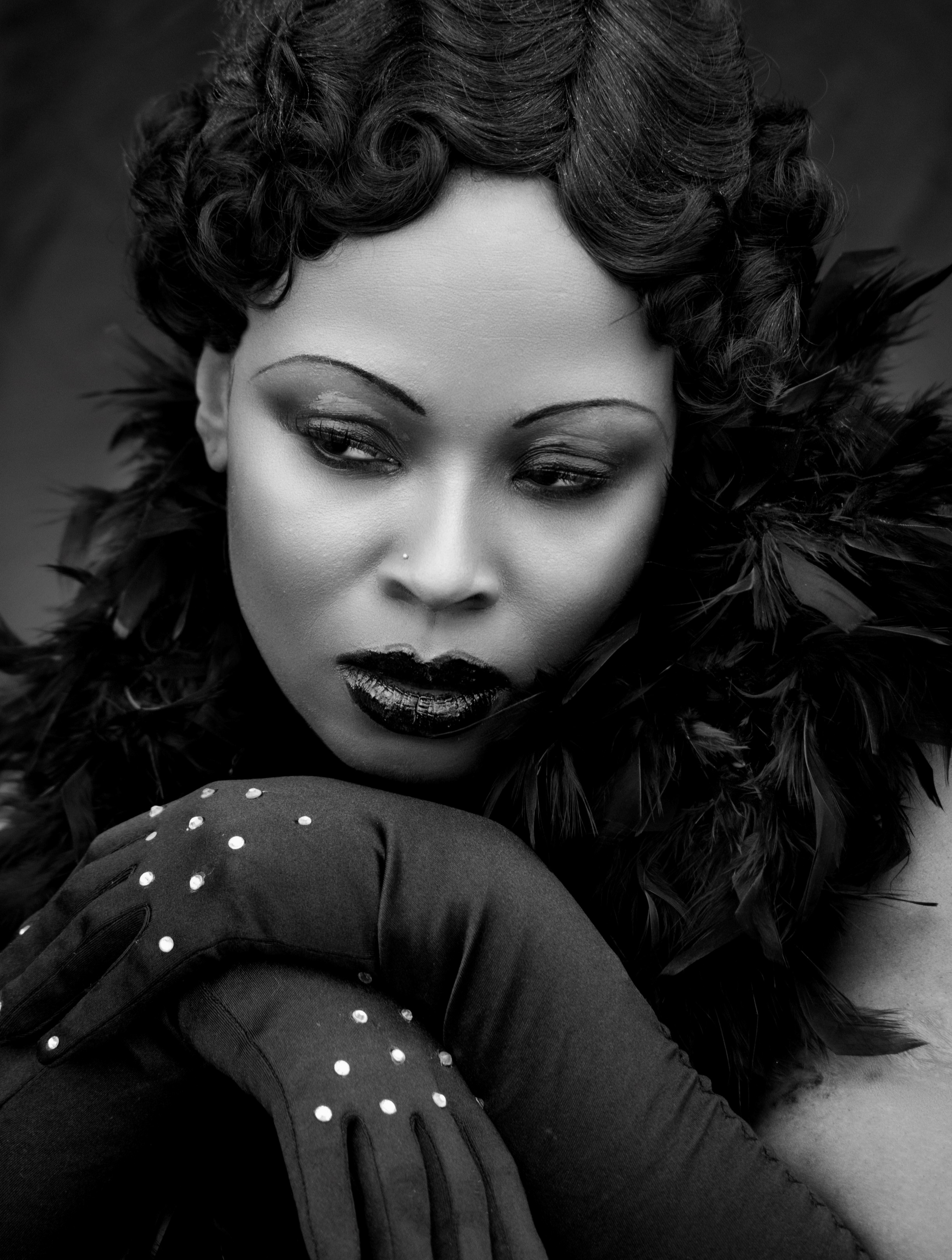 Coco Rose' (Burlesque Entertainer)