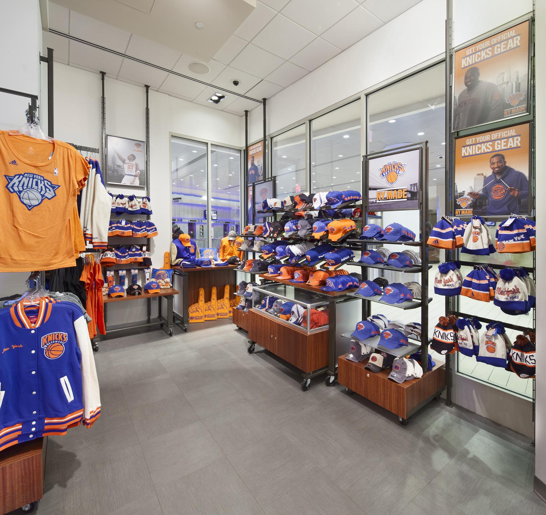 new products fb7cd 6dc2c Madison Square Garden — Design - Interior Design Firm - New ...
