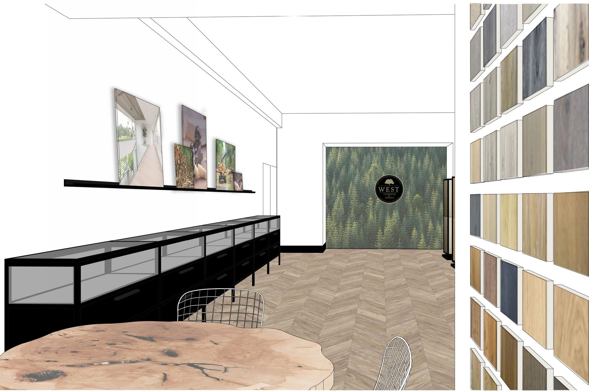 Design - Interior Design Firm - New York - Tobin Parnes Design