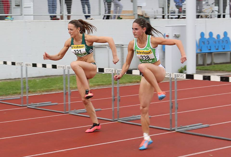ÖM Vereine Südstadt 100m Hürden