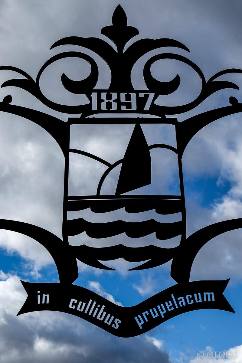 North Hatley motto - Un autre point de vue OLNEY Photographe Sherbrooke