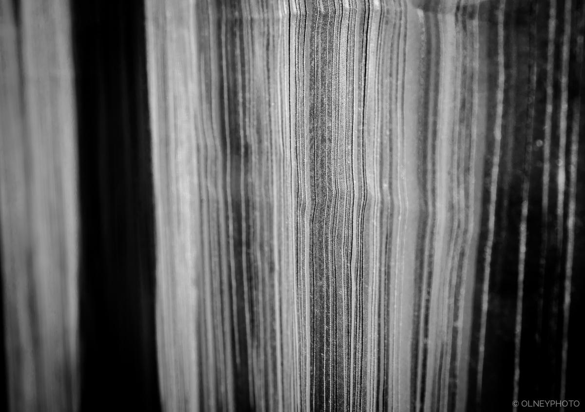 Contrastes dans des rideaux OLNEY Photographe Sherbrooke