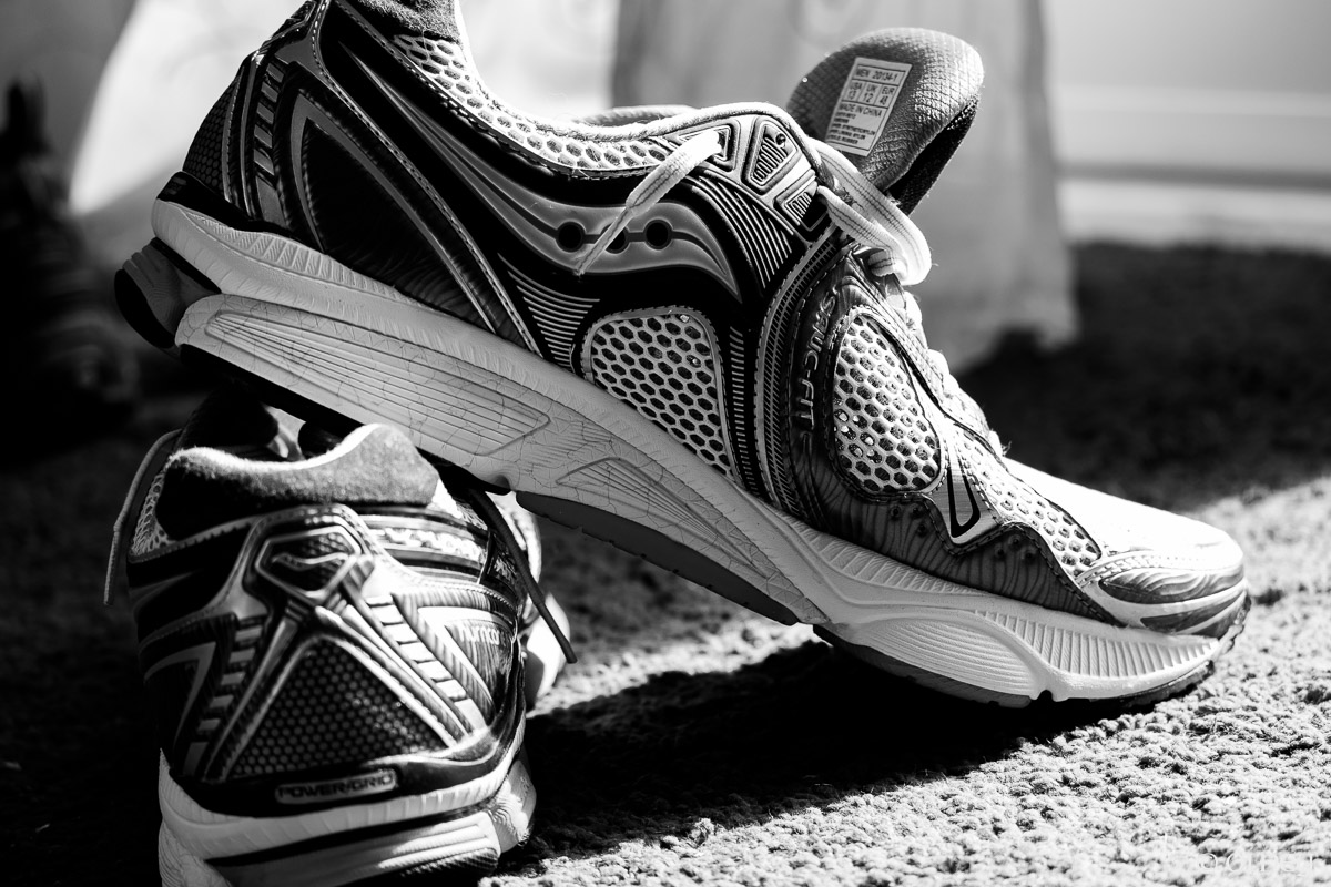 Running shoes - souliers de course olney photographe sherbrooke