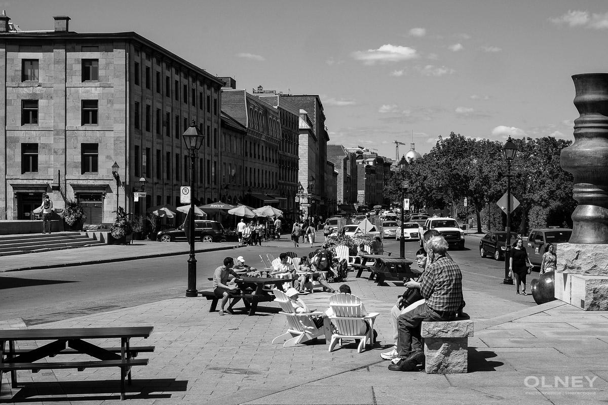 Rue De la Commune montreal street photography olney photographe sherbrooke