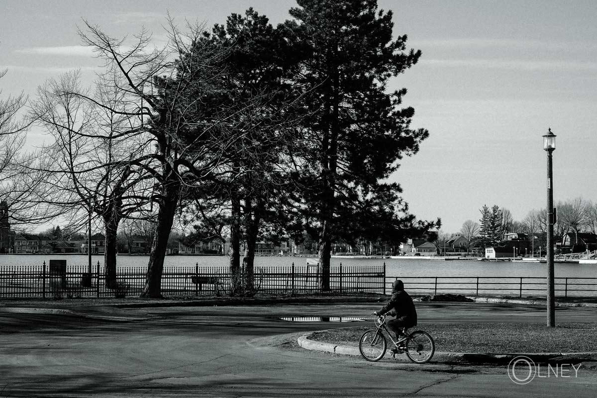 cycliste parc delpha-sauvé