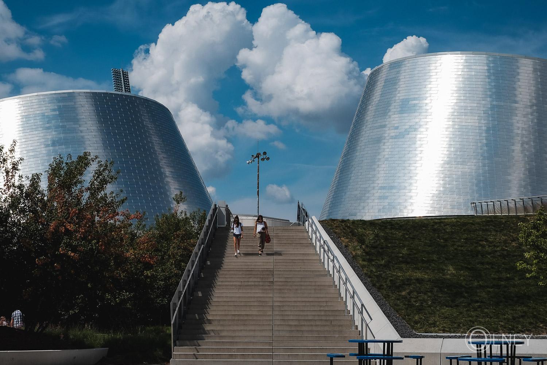 montreal olympic park Rio Tinto planetarium