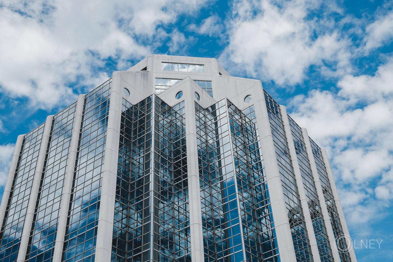modern building Halifax