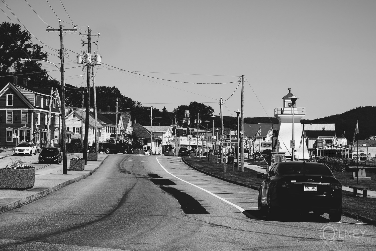 main street in digby nova scotia