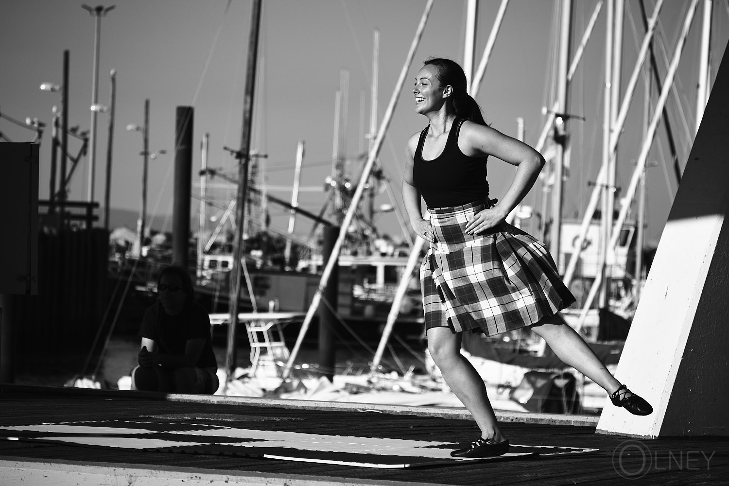 irish dancer in Digby Nova Scotia