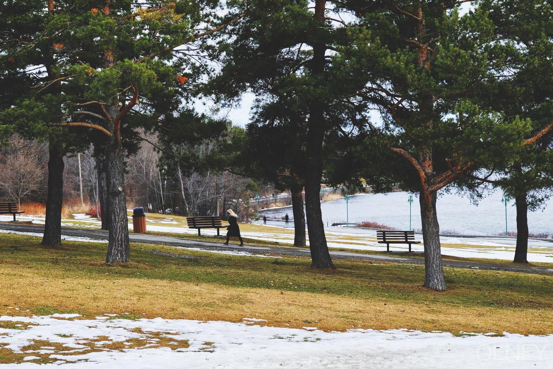 Parc Jacques-Cartier Sherbrooke QC