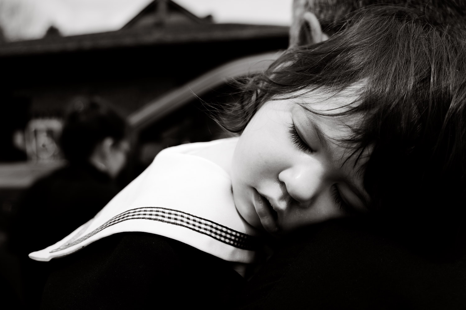 kid sleeping