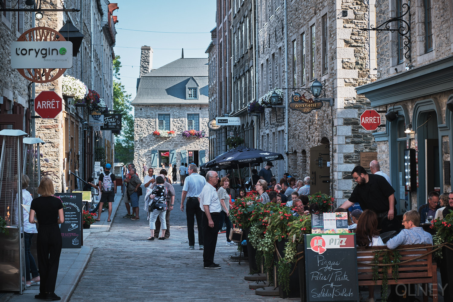 rue saint-pierre quebec