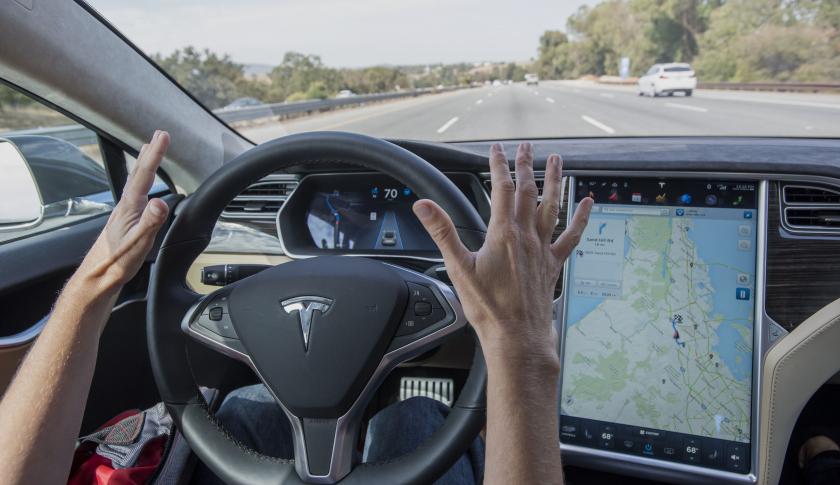 Tesla level autonomy has the capability equivalent to level 3 and 4
