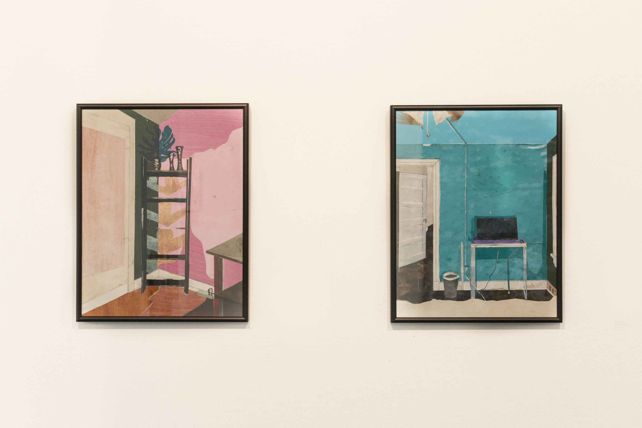 Pink Room Blue Room