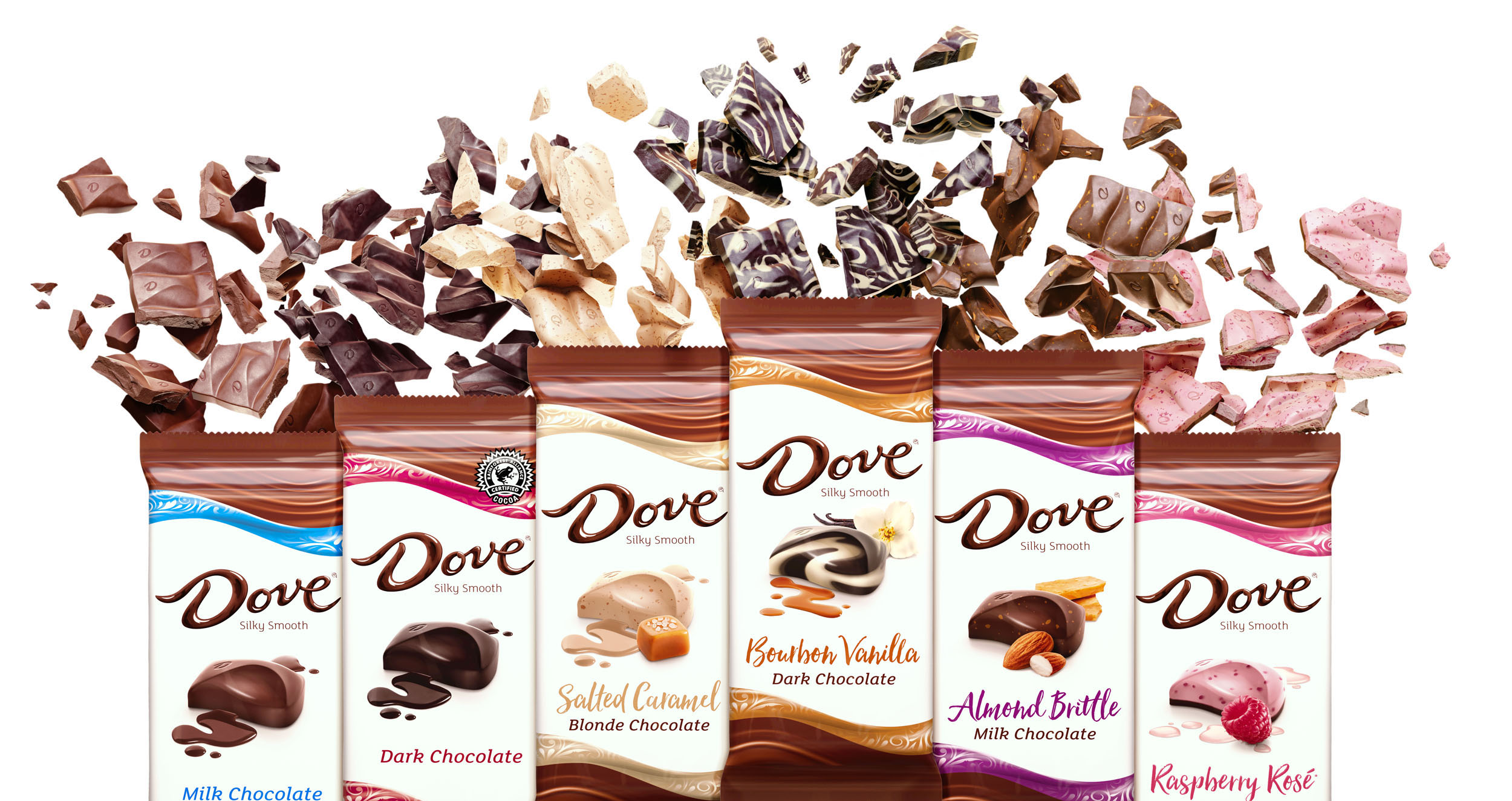BOOM CGI Creates the Bold New DOVE Chocolate Experience We All ...