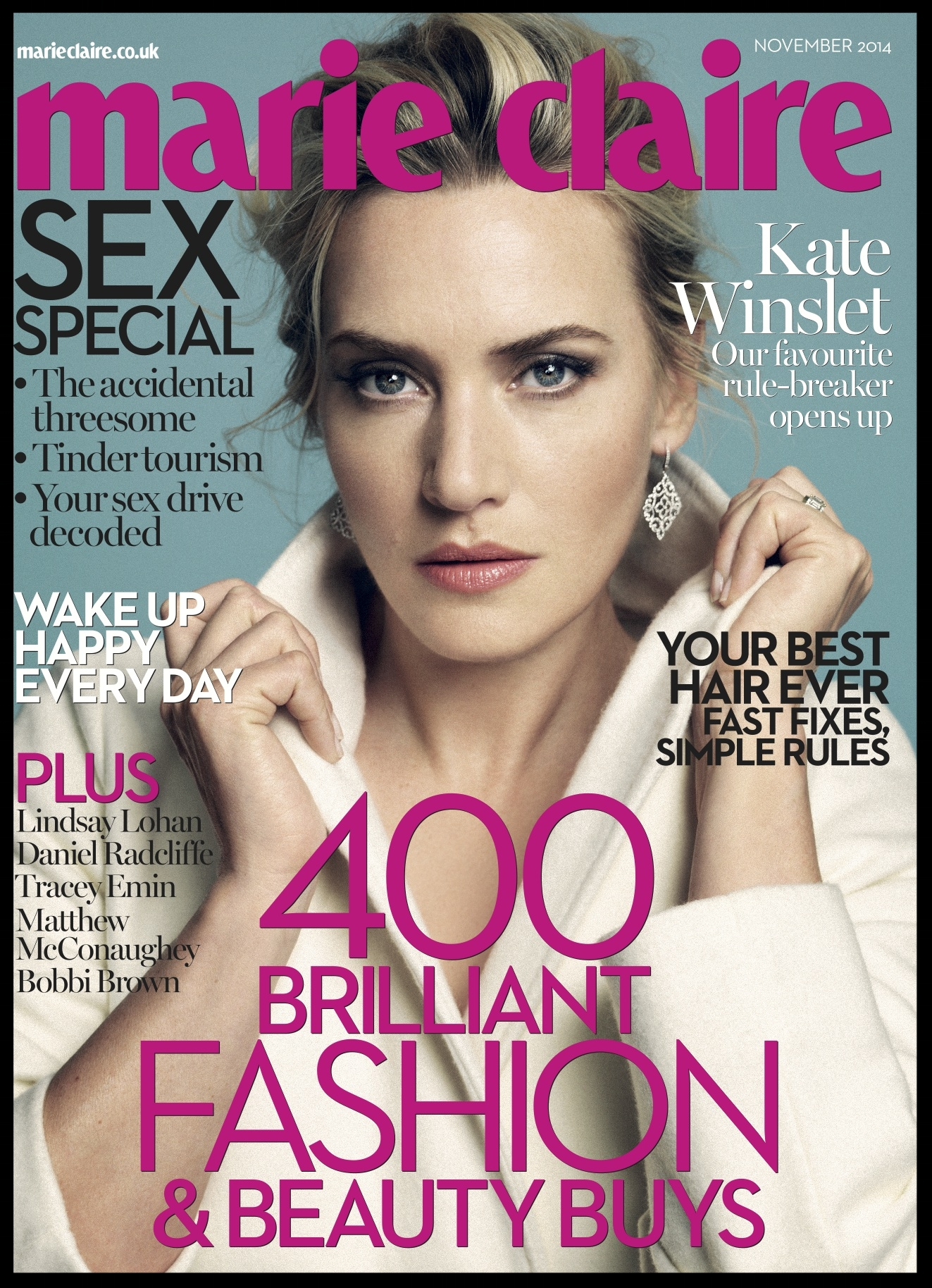 Kate Winslet Interview