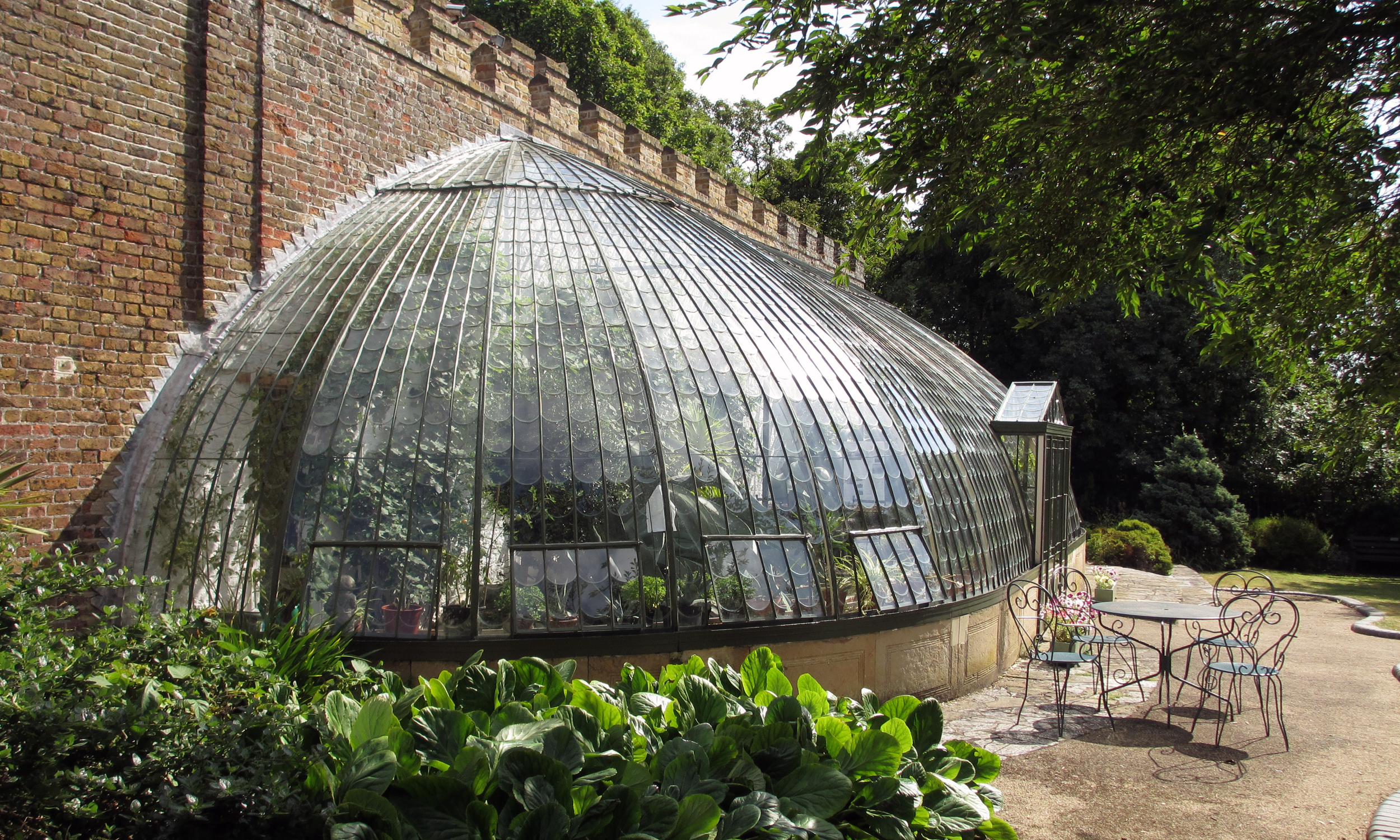 The Victorian Head Gardener