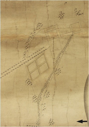 Proposals plan dated 1751 and signed Lancelot Brown.jpg