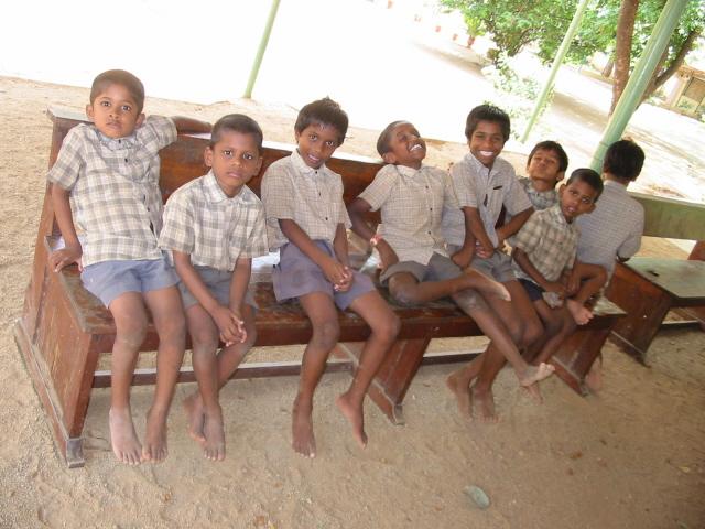 India Boys Bench.JPG