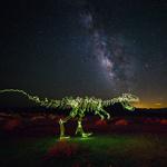 T-rex in Bagdad