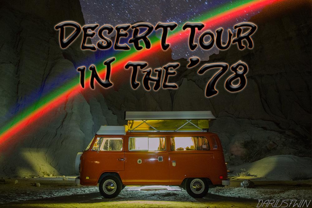 78 VW bus