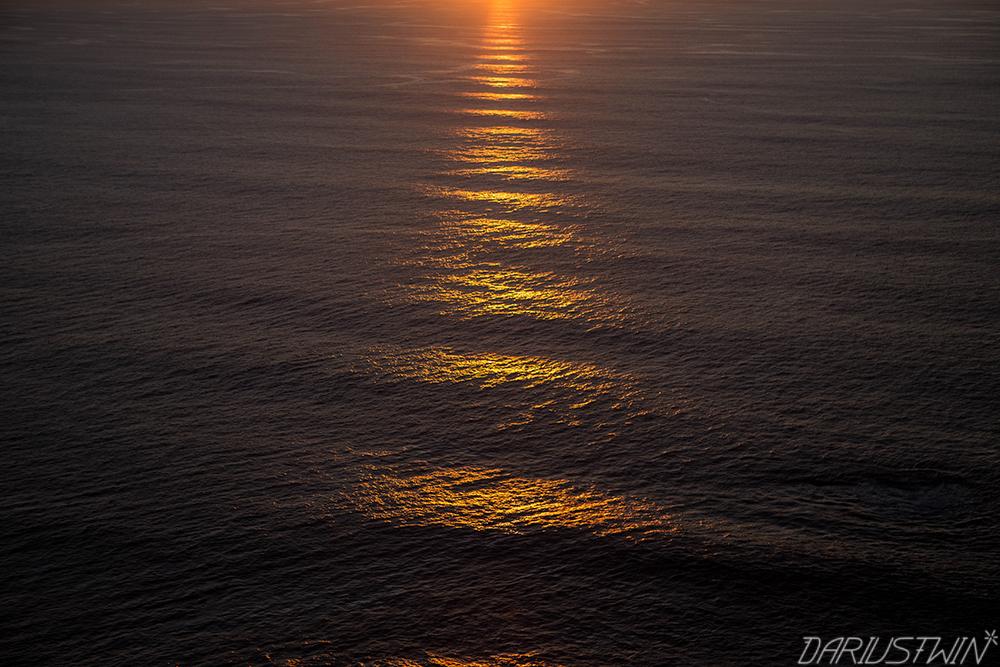 Last Light on the Pacific