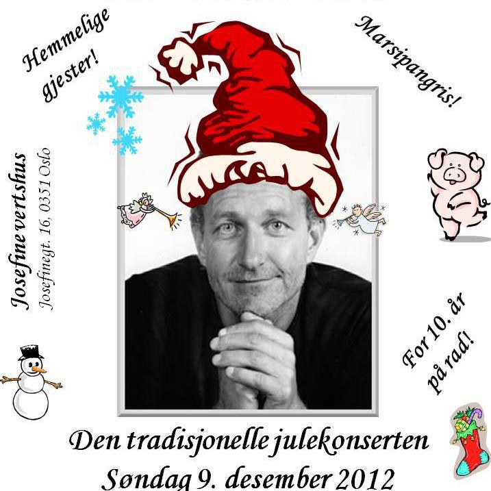 Den tradisjonelle julekonserten - 10 års jubileum