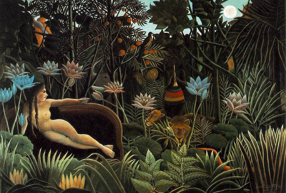 The Dream--Rousseau