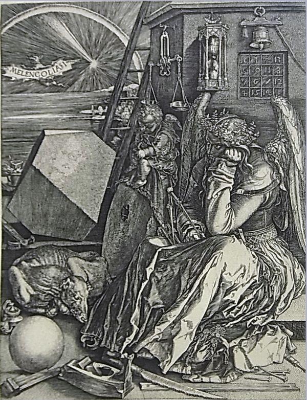 Melencolia by Durer