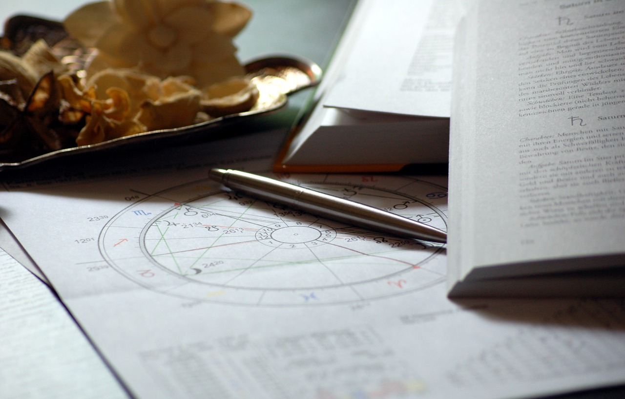 Astrology Beyond Horoscopes: Meet Your Natal Chart — Mystic Sandwich