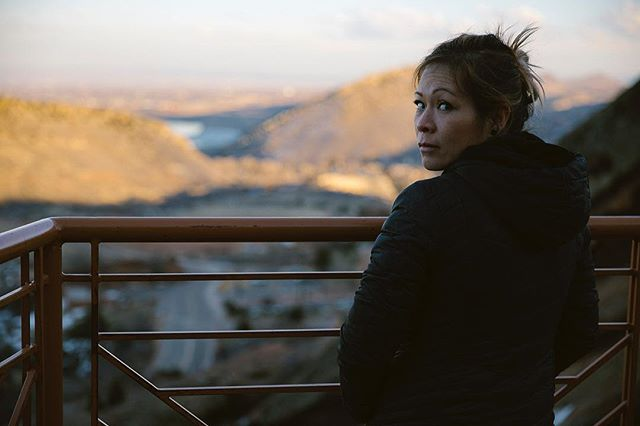 """""""Oh hi, I didn't see you there"""" at @redrocksco . . . #colorado #denver #botanicalgardens #portrait #wifey #wife #anniversary #springbreak #vacation #photooftheday #photographer #CO #aesthetic #landscape #stitch #canon #6d #frozen #converse #cool #portraitsession #portrait #sunset #landscape #anniversary #candid"""