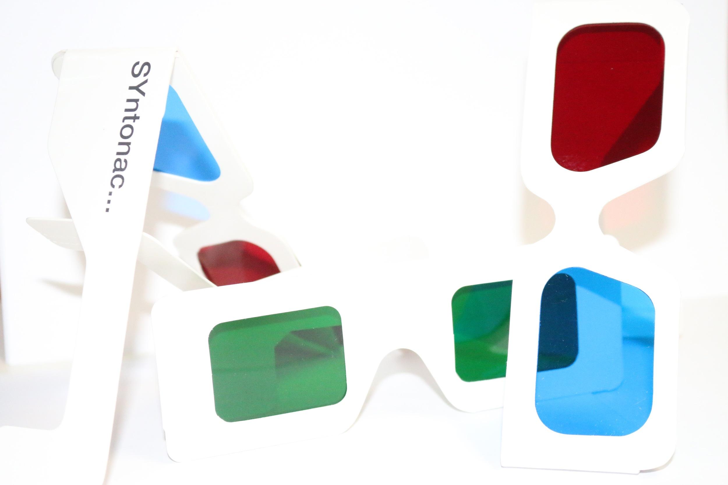 SYntonac Nascentization goggles