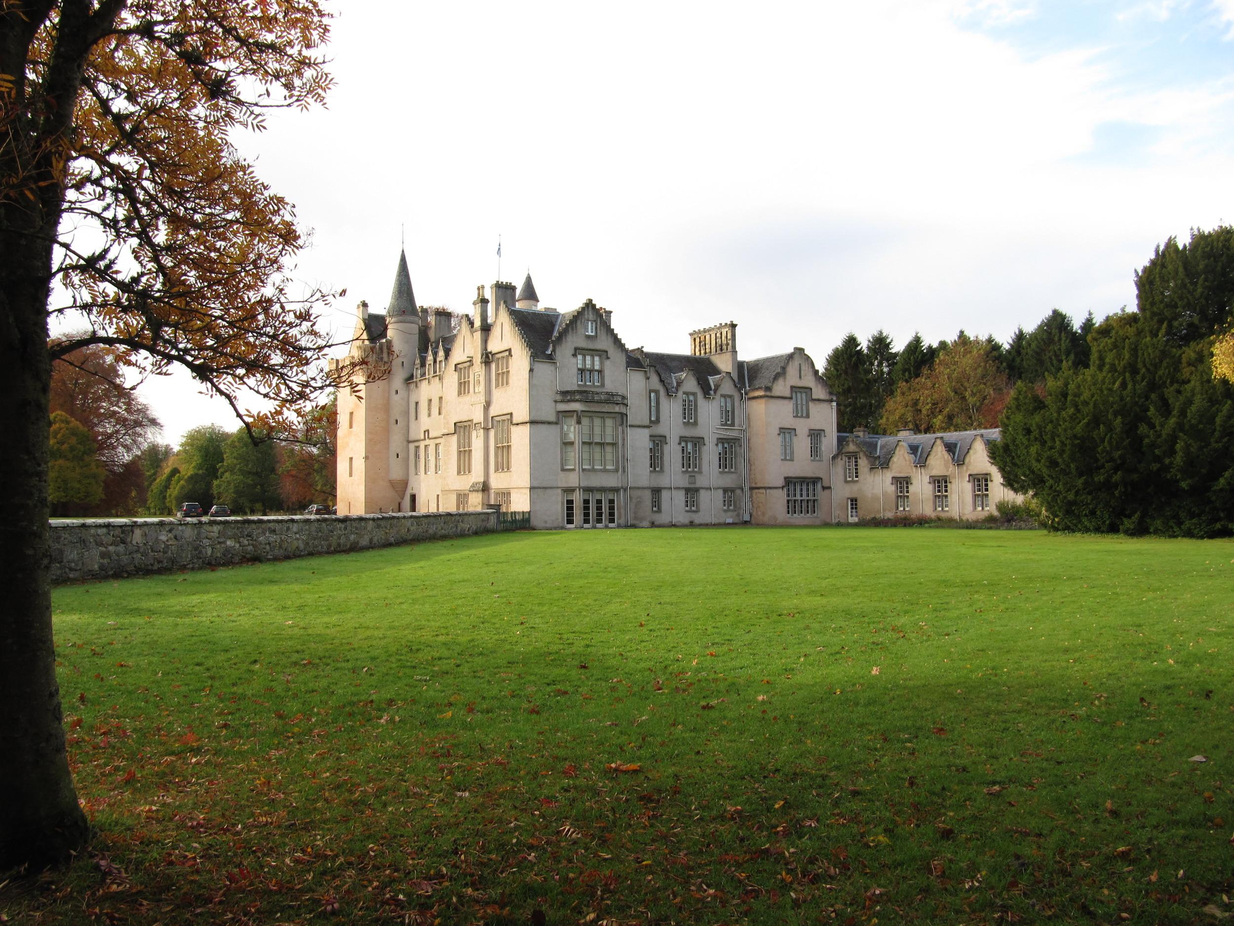 Brodie Castle external.JPG