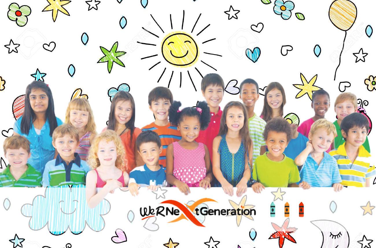 We R NextGeneration - Website Redesign and Rebrand