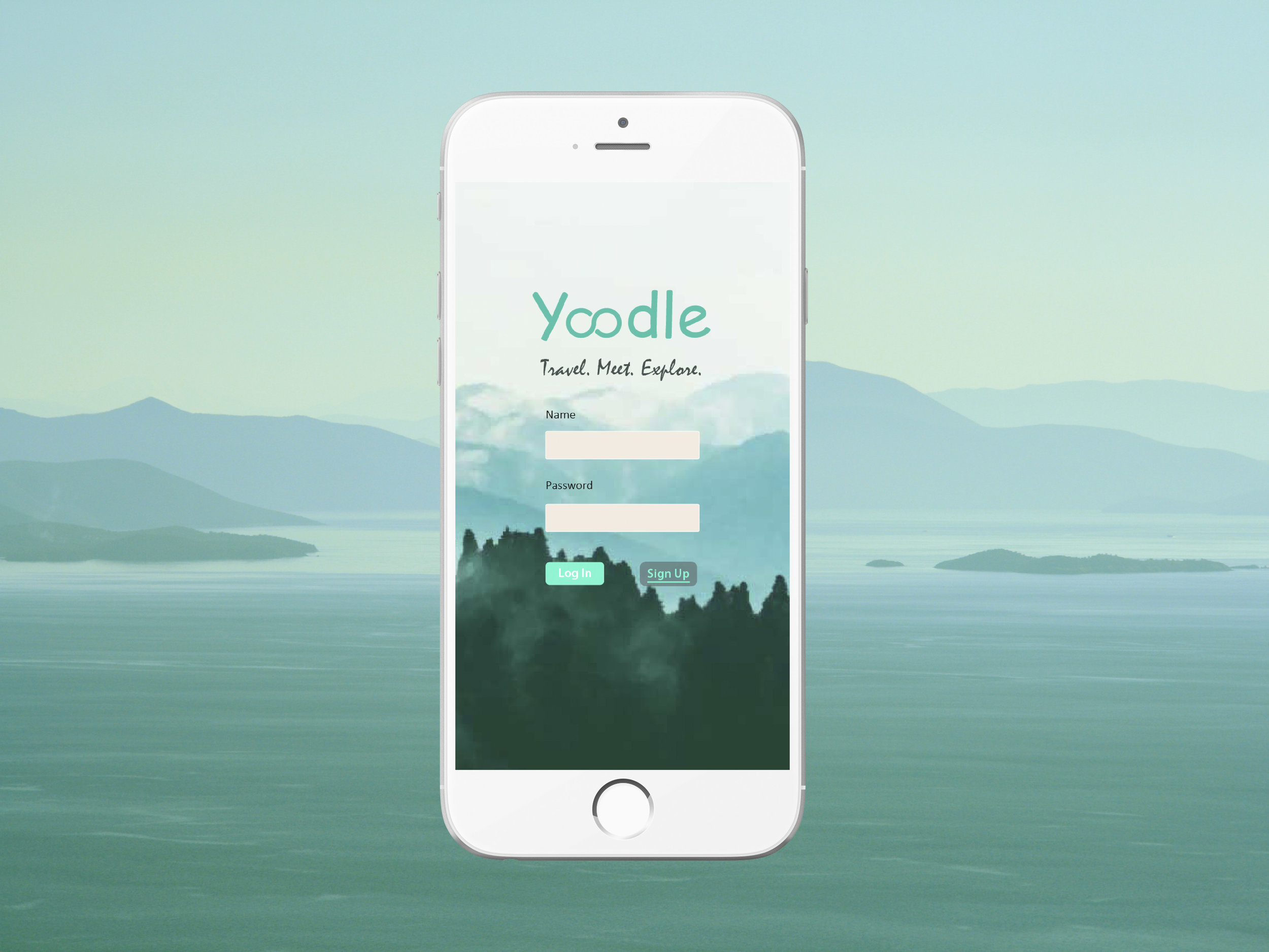 Yoodle - App Prototype