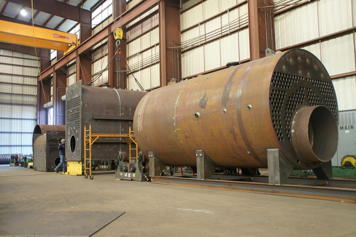Hurst Boiler & Welding Company Inc