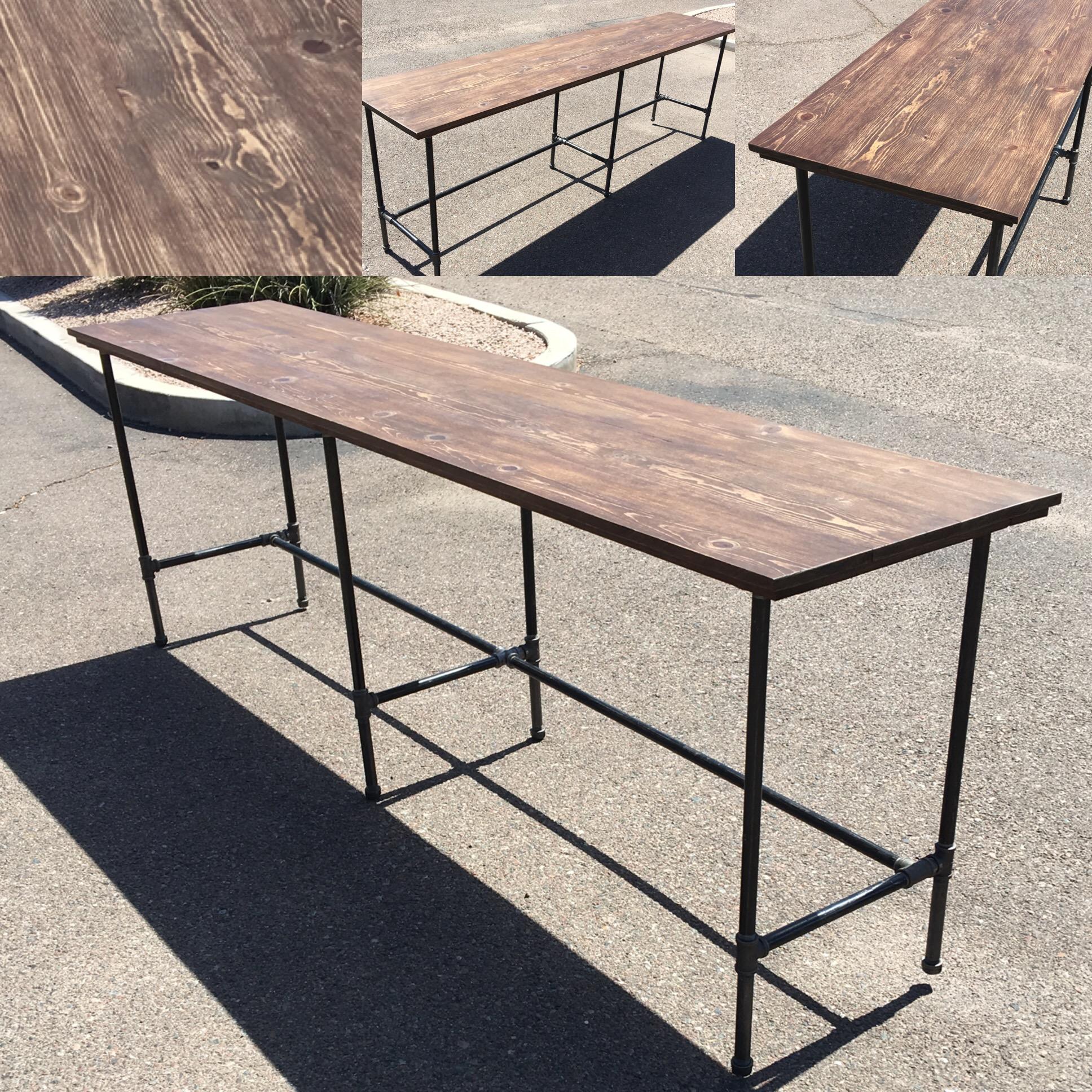 "Wayne Bar Table 120"""