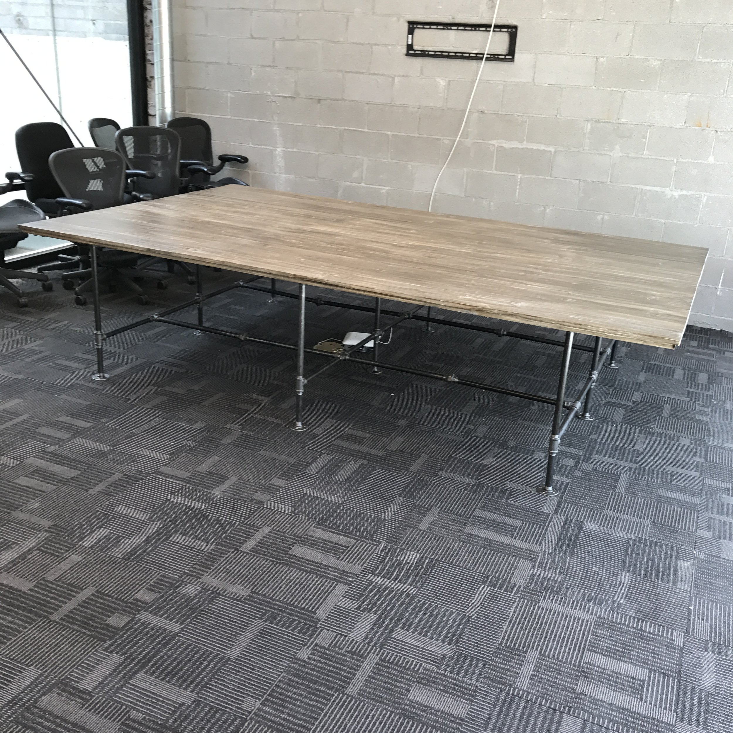 "Wayne Conference Table 144"" x 72"""