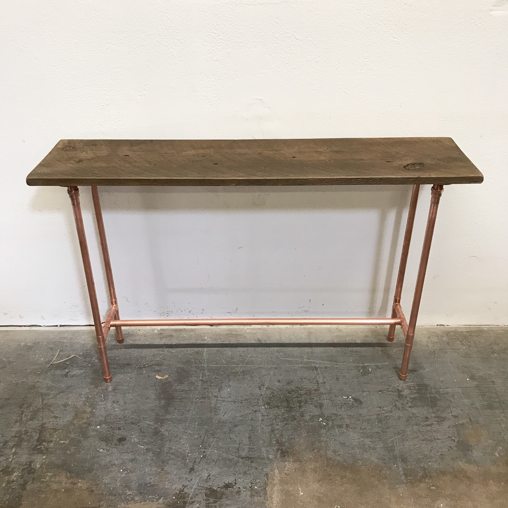 Jane Console Table Copper — Northern Spy