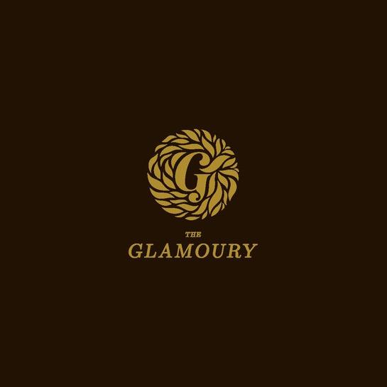 The Glamoury - Startup branding