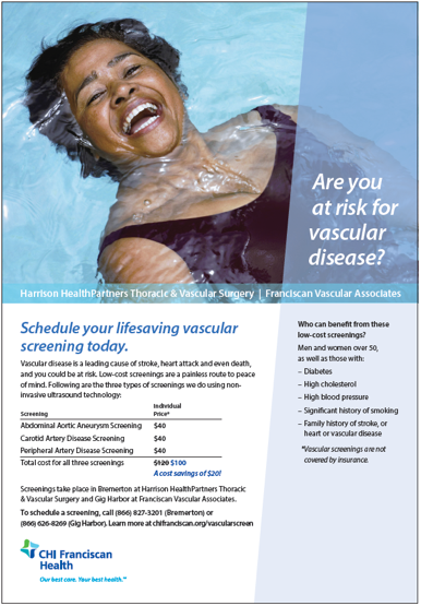 Quick Hit Vascular Screening Campaign Lucy Nguyen