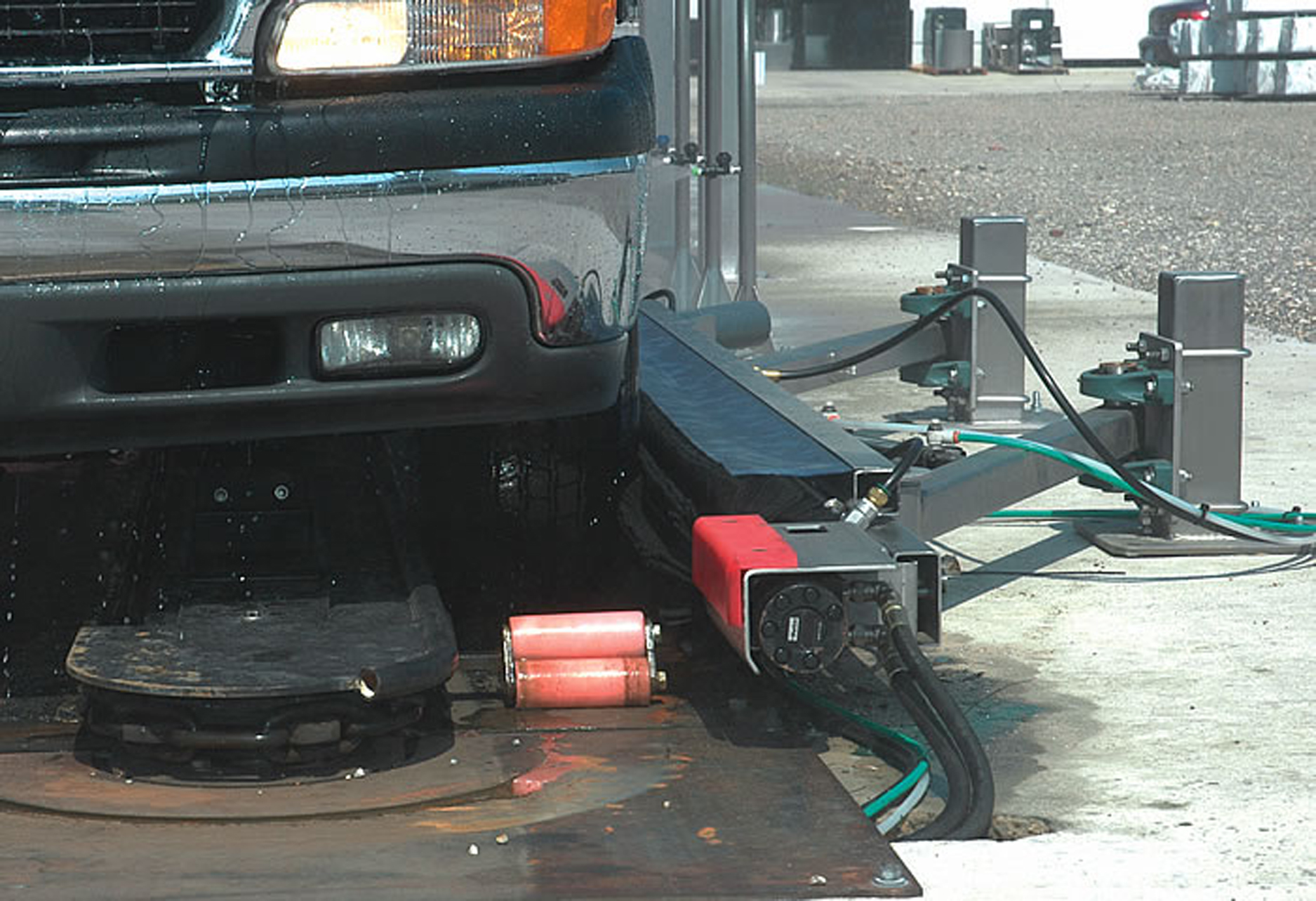 Tire Protectant Controller