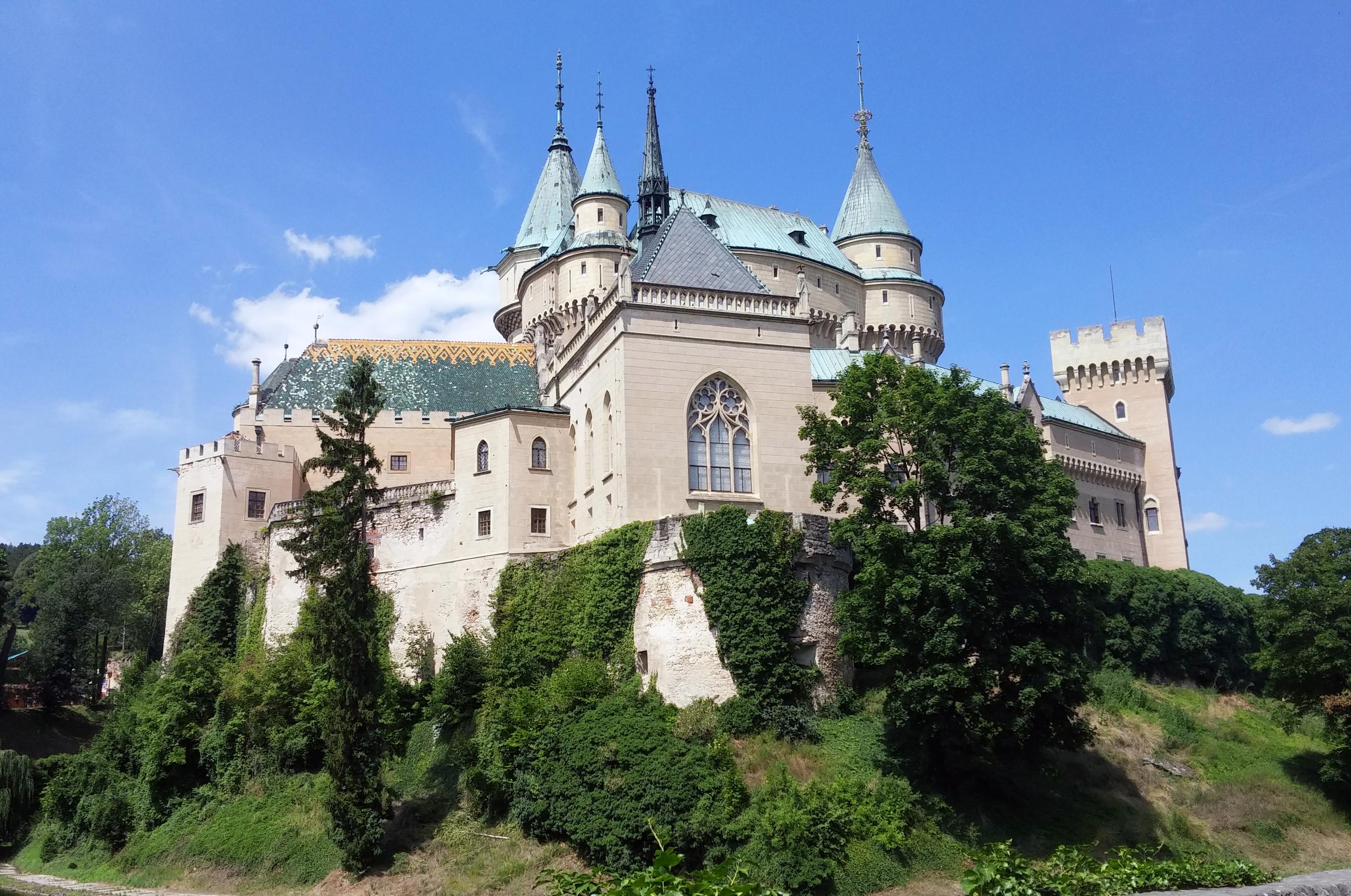 Not KIA but Bojnice Castle in Slovakia